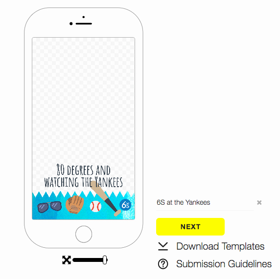 Geofilter Template Free Fresh Snapchat Demand Geofilters the Next Big Thing In
