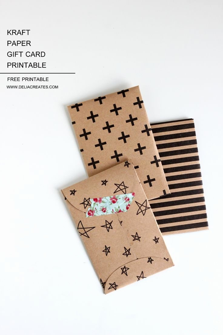 Gift Card Envelope Templates Unique 17 Best Ideas About Envelope Template Printable On