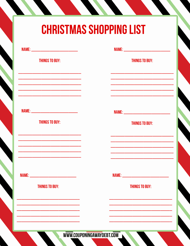 Gift Exchange Wish List Template Awesome Friday Favorites and A Reminder About the Say G Day Linky