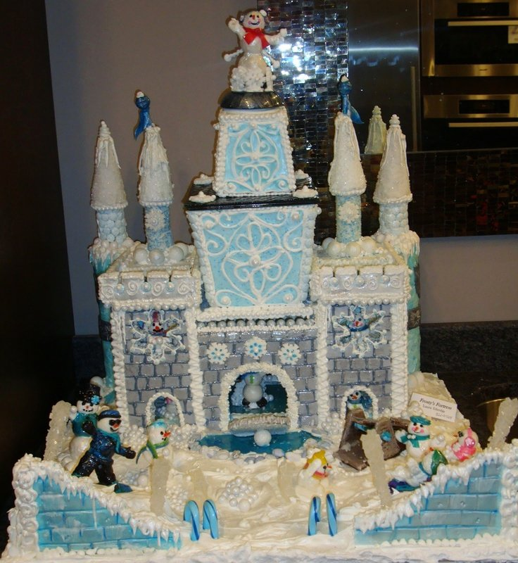 Gingerbread Castle Template Beautiful 32 Best Operation Frozen Images On Pinterest