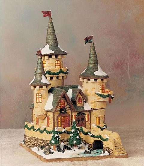 Gingerbread Castle Template Elegant 111 Best Images About Christmas Gingerbread On Pinterest