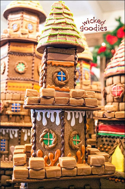 Gingerbread Castle Template Elegant Giant Gingerbread Sandcastle