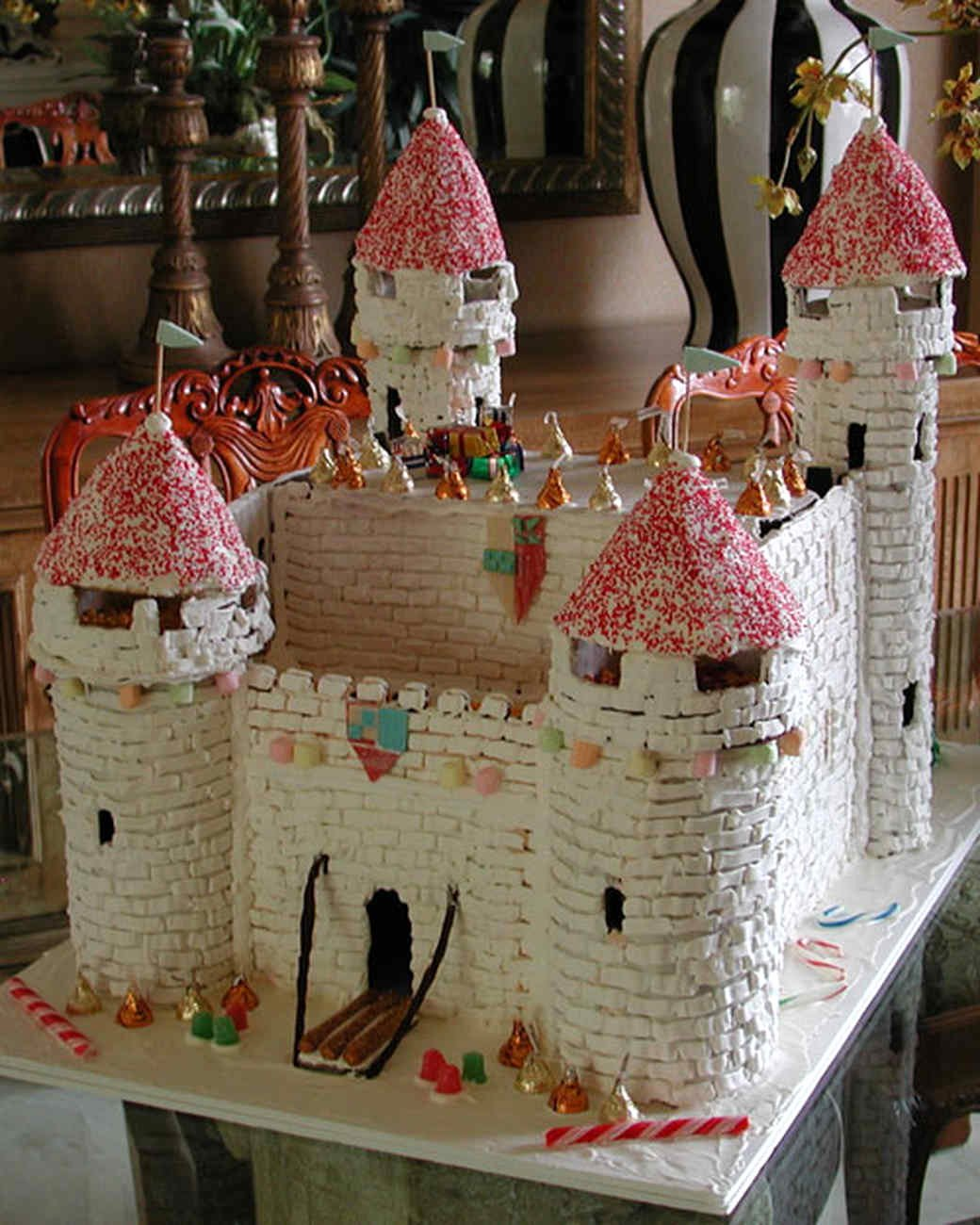 Gingerbread Castle Template Elegant Your Best Gingerbread Houses