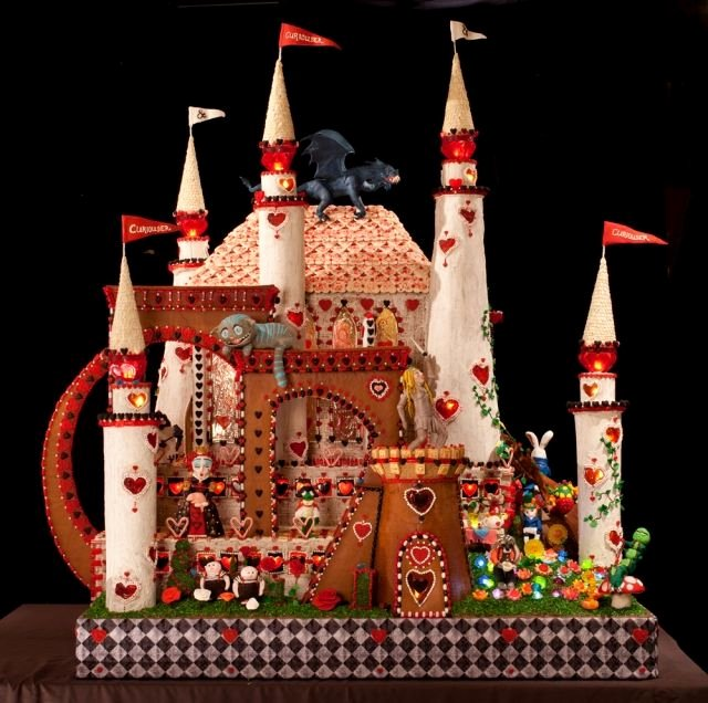 Gingerbread Castle Template Luxury 1000 Images About Gingerbread Houses On Pinterest