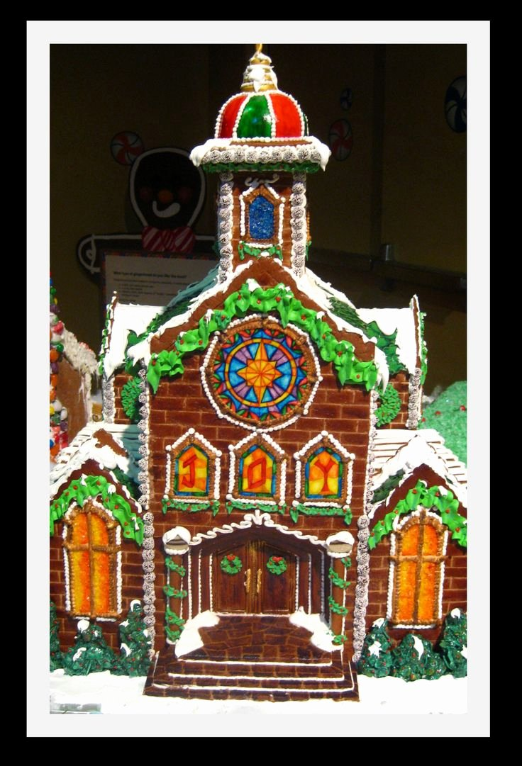 Gingerbread Castle Template Luxury 52 Best Images About Gingerbread Cathedrals Churches On