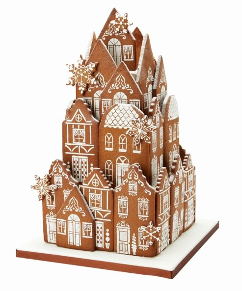 Gingerbread Castle Template New Best 25 Gingerbread Castle Ideas On Pinterest