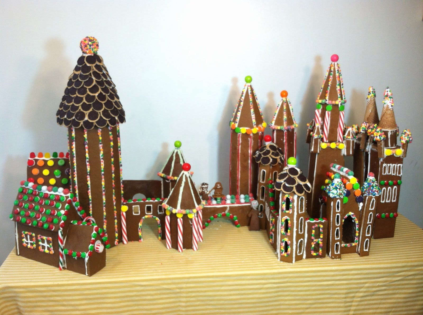 Gingerbread Castle Template Unique Liesl Shurtliff S Blog
