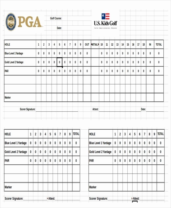 Golf Scorecard Template Excel Awesome 14 Scoreboard Templates & Samples Doc Pdf Excel