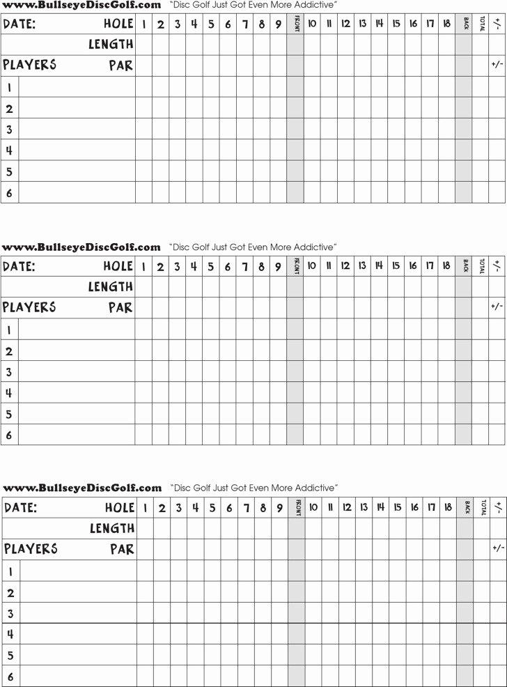 Golf Scorecard Template Fresh Golf Scorecards Printable Hashtag Bg