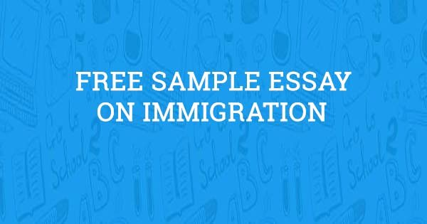 Good Title for Immigration Essay Fresh Immigration Essay Aceyourpaper