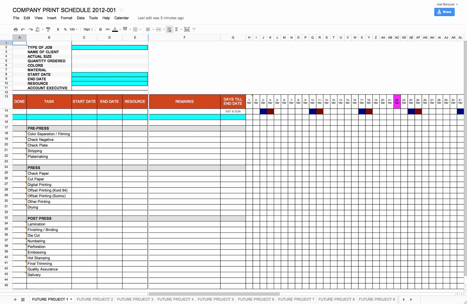 Google Docs Itinerary Template Best Of Schedule Template Google Docs