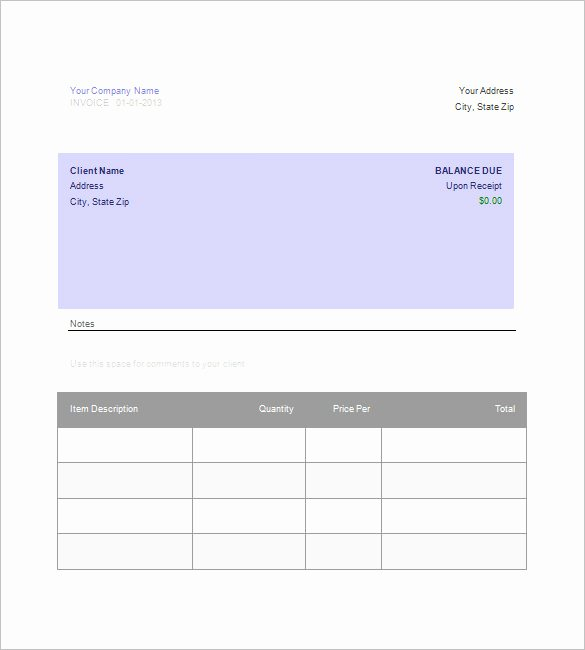 Google Docs Receipt Template Lovely Receipt Template Google Docs