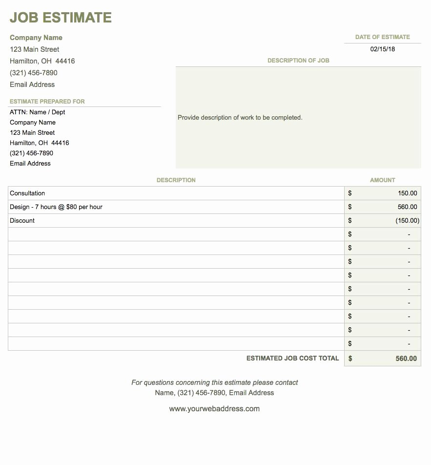 Google Docs Receipt Template New Free Google Docs Invoice Templates