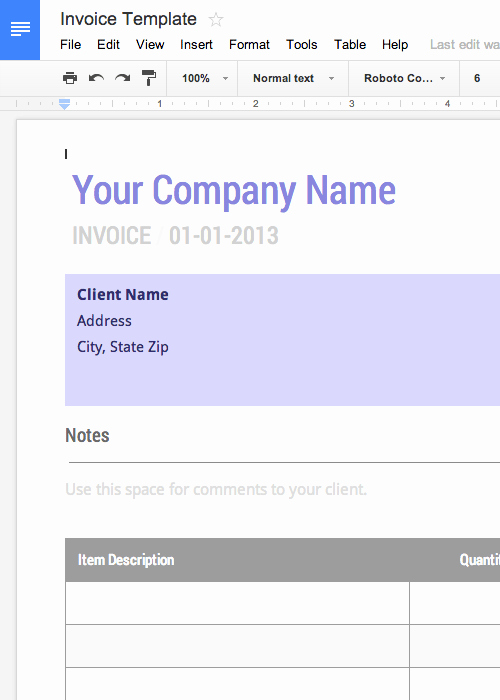 Google Sheet Invoice Template Awesome Free Invoice & Timesheet Templates Cashboard