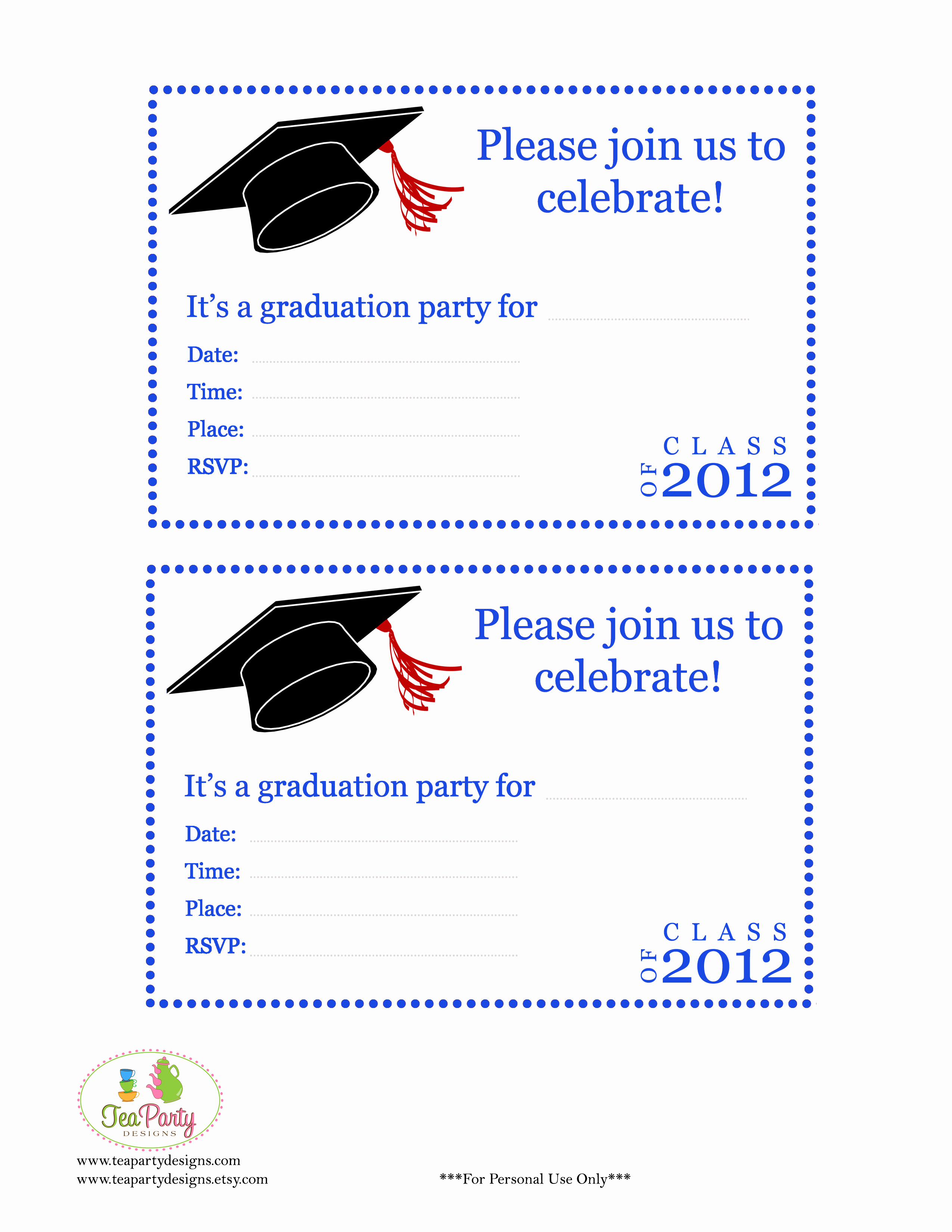 Graduation Card Template Word Awesome Free Preschool Graduation Invitations