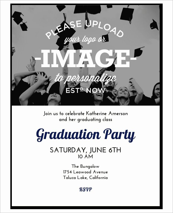 Graduation Card Template Word New Corporate Invitation Template Indesign Templates