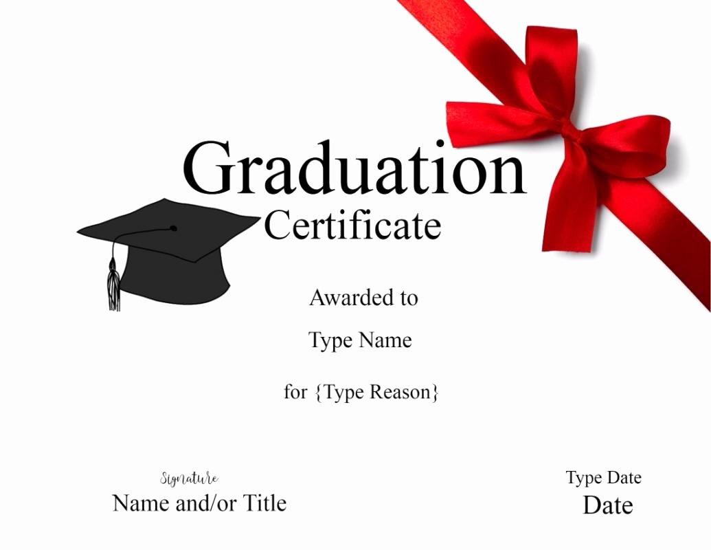 Graduation Card Template Word Unique Graduation Card Template