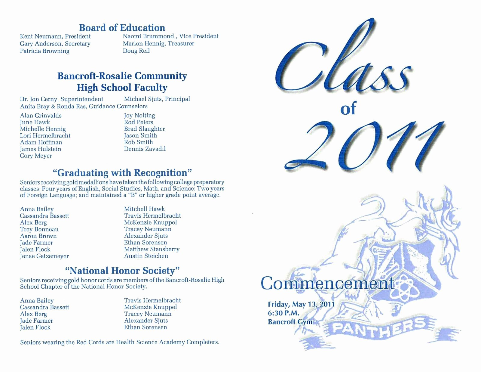 Graduation Ceremony Agenda Elegant Pin by Stacy George On Graduation Program Ideas