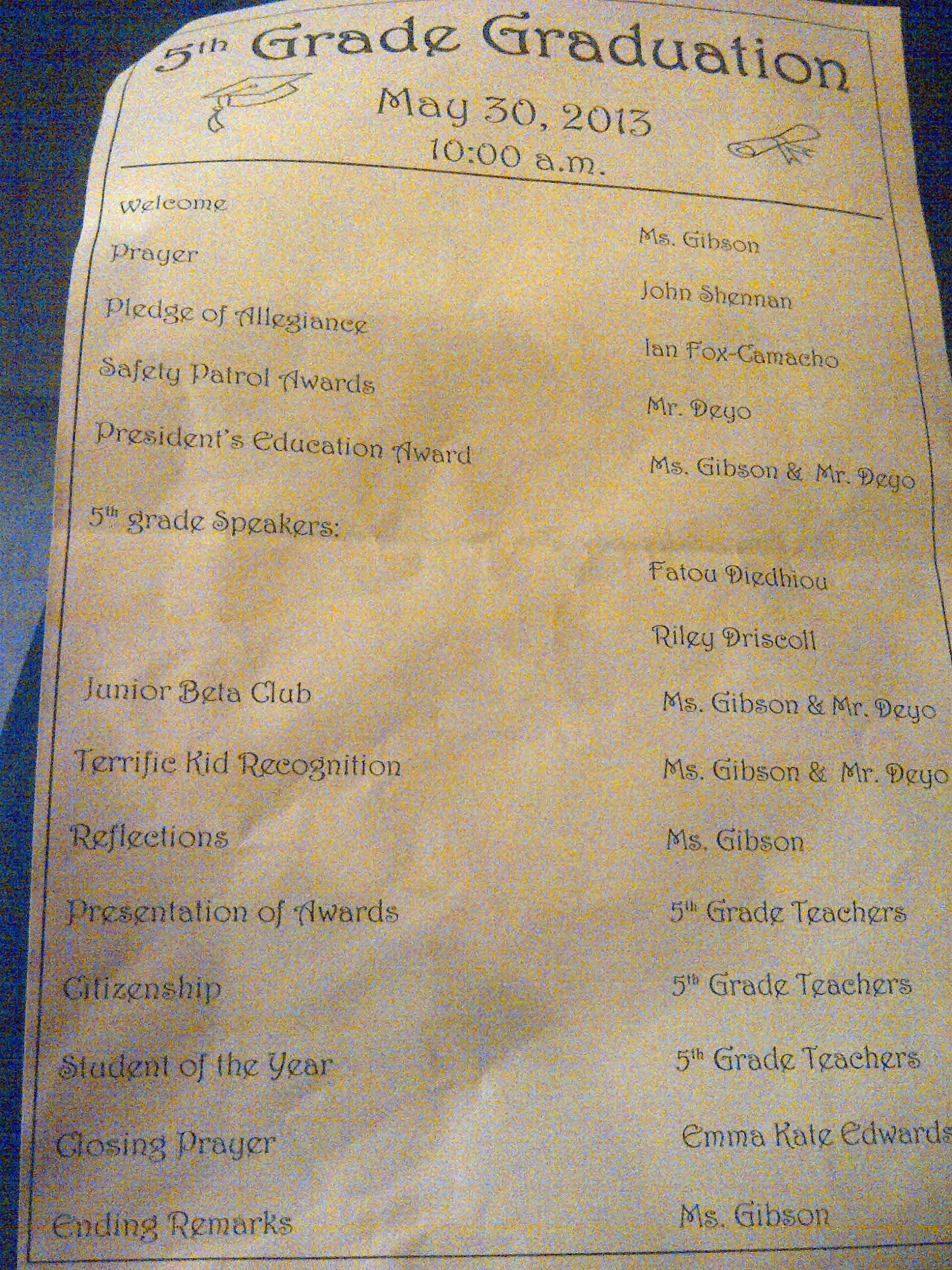 Graduation Ceremony Agenda Lovely Humanist Group Will Get Another Chance to Challenge