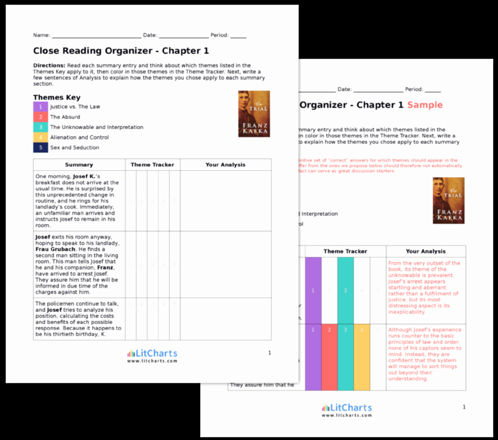 Grapes Of Wrath Litcharts New the Trial Symbols