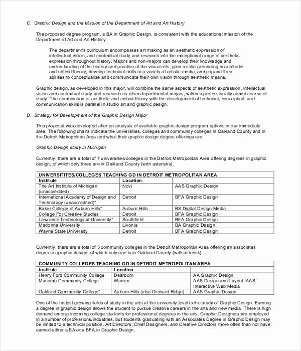 Graphic Design Project Request form Luxury 11 Graphic Design Proposal Templates to Download