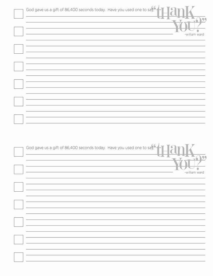 Gratitude Journal Template Free Elegant 62 Best Gratitude Journal Images On Pinterest
