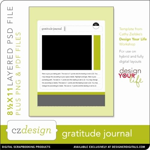 Gratitude Journal Template Free Unique 31 Best Images About 30 Days Of Gratitude Journal On