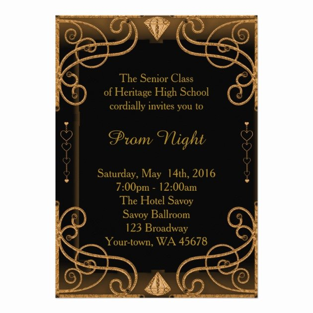 Great Gatsby Party Invitation Template Free Luxury Great Gatsby Powerpoint Template Mershiafo