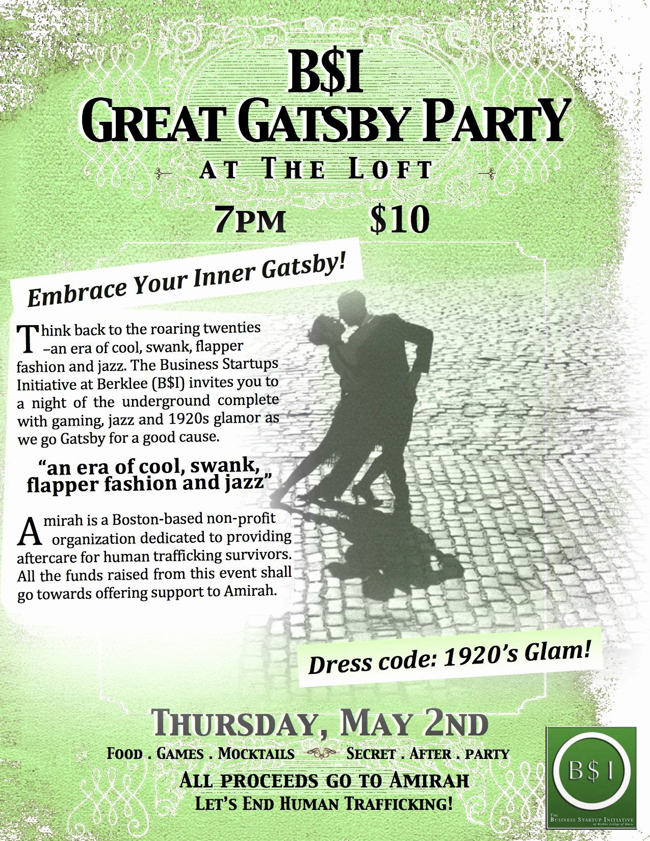 Great Gatsby Prom Invitations Best Of Great Gatsby Prom Invitations