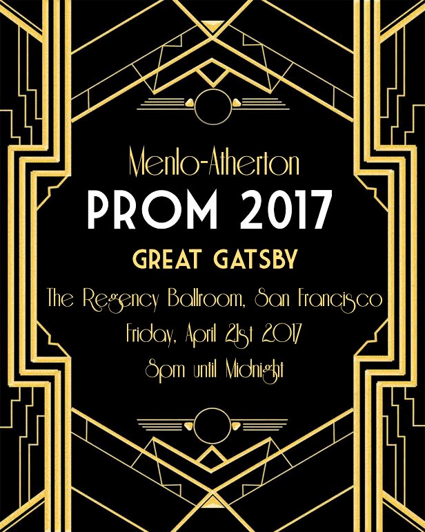 Great Gatsby Ticket Template Awesome so why is My Prom Ticket so Expensive – M A Chronicle