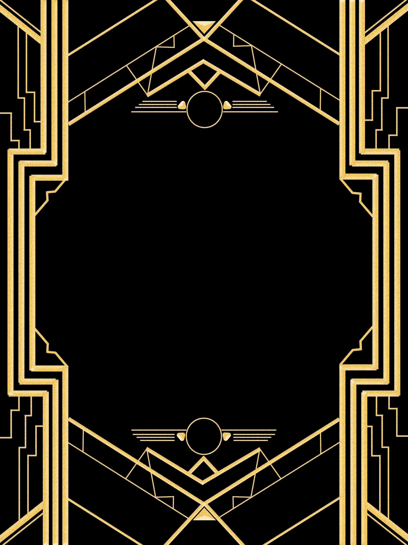 Great Gatsby Ticket Template Elegant Great Gatsby Invitation Templates Blank