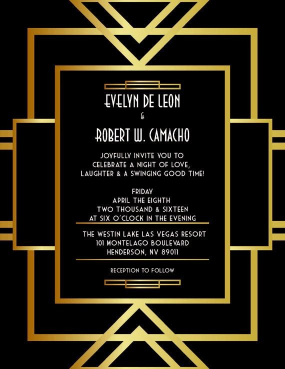 """Great Gatsby Ticket Template New 21 Best Prom Chs 2014 """"great Gatsby"""" Images On Pinterest"""
