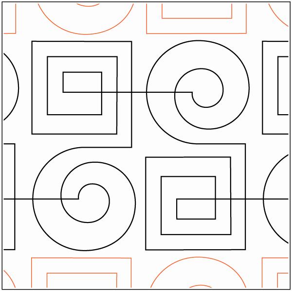 Greek Key Pattern Template Elegant Modern Greek Key Pantograph