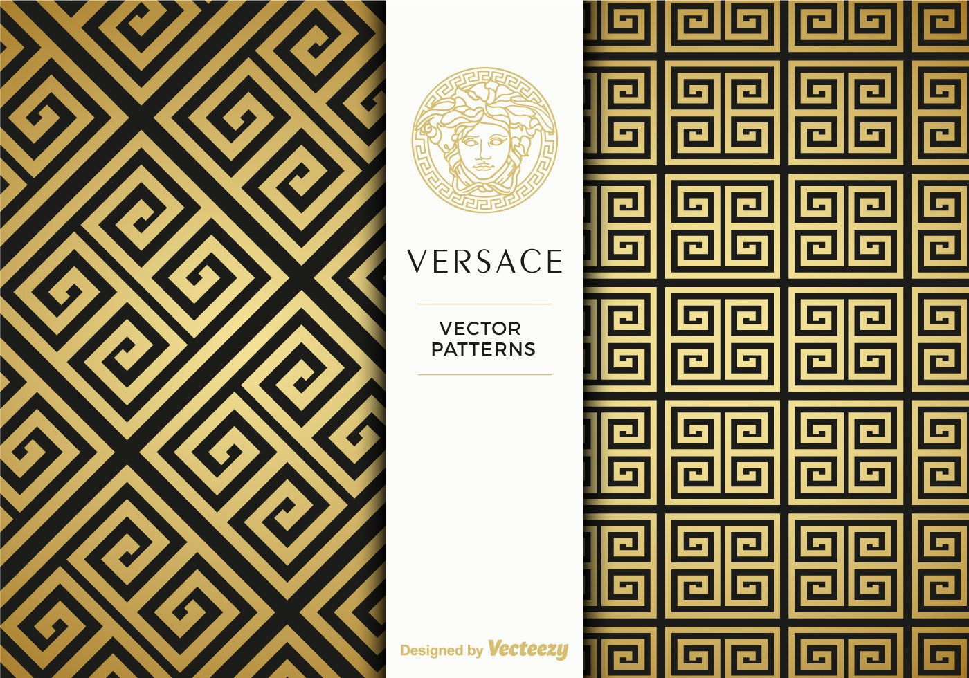 Greek Key Pattern Template Inspirational Free Versace Golden Vector Patterns Download Free Vector