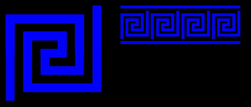 Greek Key Pattern Template Unique Greek Border Pattern Cliparts