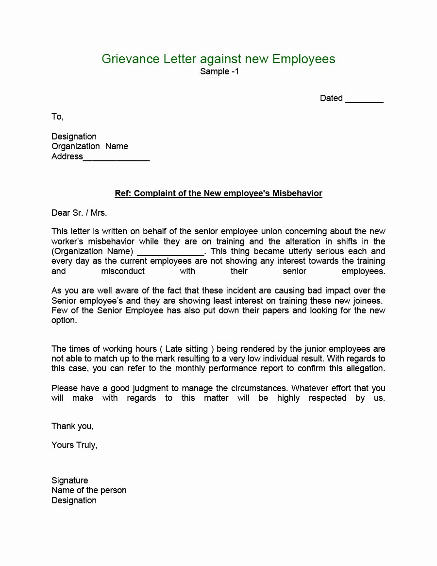 Grievance Appeal Letter Beautiful Grievance Appeal Out E Letter Template Wallpaperall