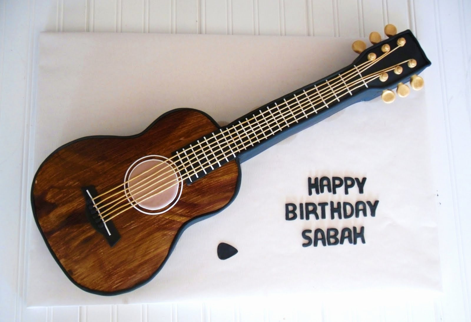 Guitar Cake Template Awesome Guitar Cake Template Hashtag Bg