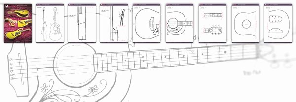 Guitar Cake Template Awesome How to Make A Guitar Cake by Yeners Way Cake Art Tutorials