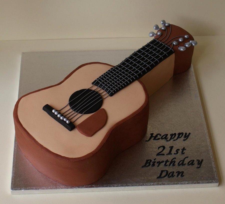 Guitar Cake Template Fresh Resultado De Imagen De Acoustic Guitar Cake Template