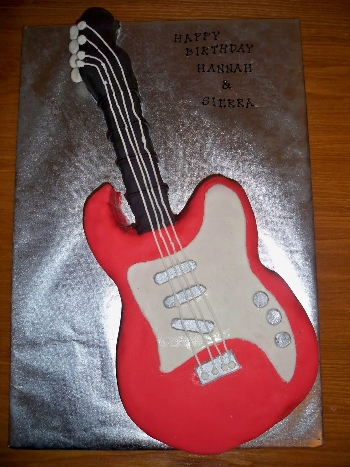 Guitar Cake Template Inspirational Pin Acoustic Guitar Cake Template Printable Michelle Blog