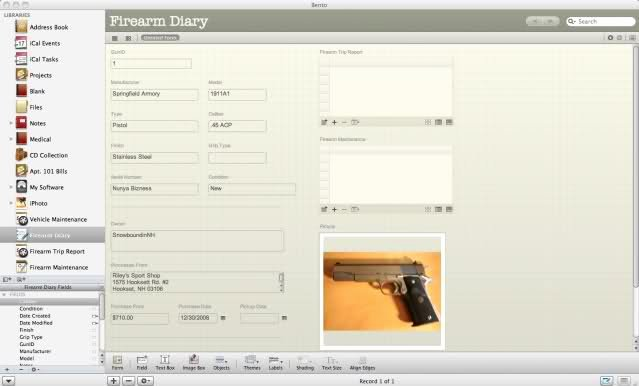 Gun Inventory Template Luxury Do You Keep An Inventory Of Your Firearms Page 2