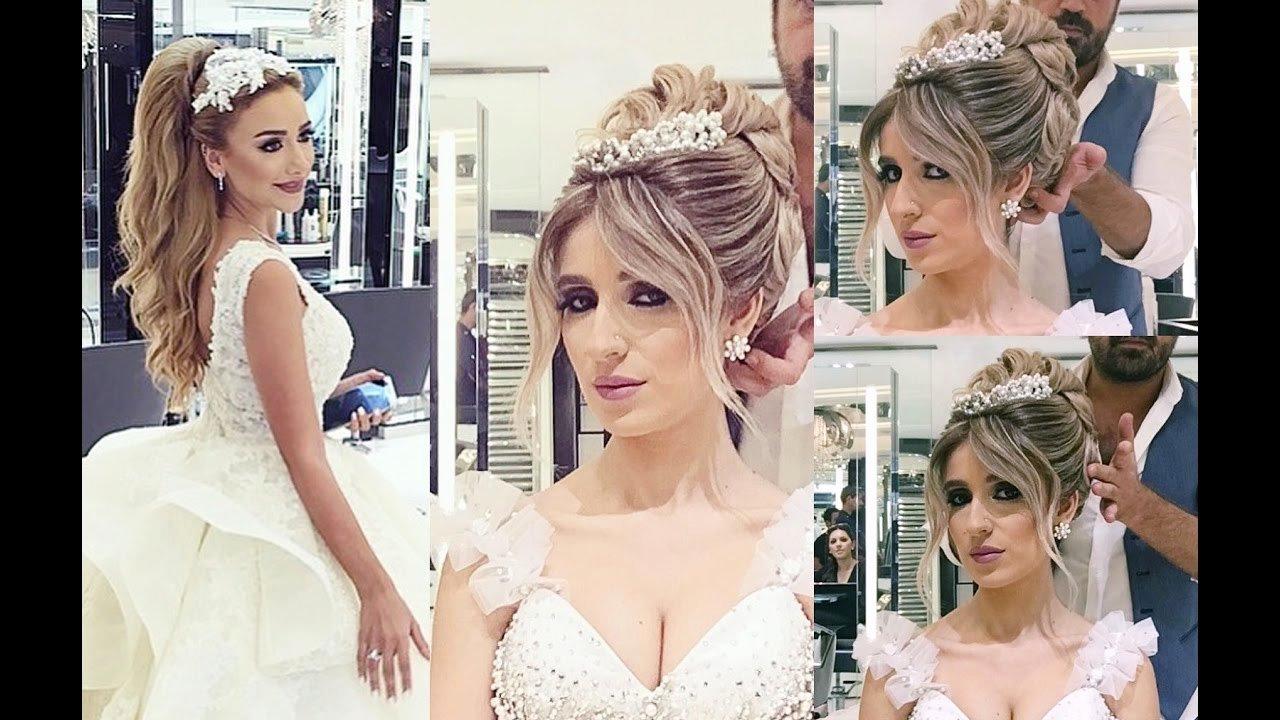 Hair Stylist Contract for Wedding Fresh Beautiful Wedding Hair [bride] by Mounir Salon
