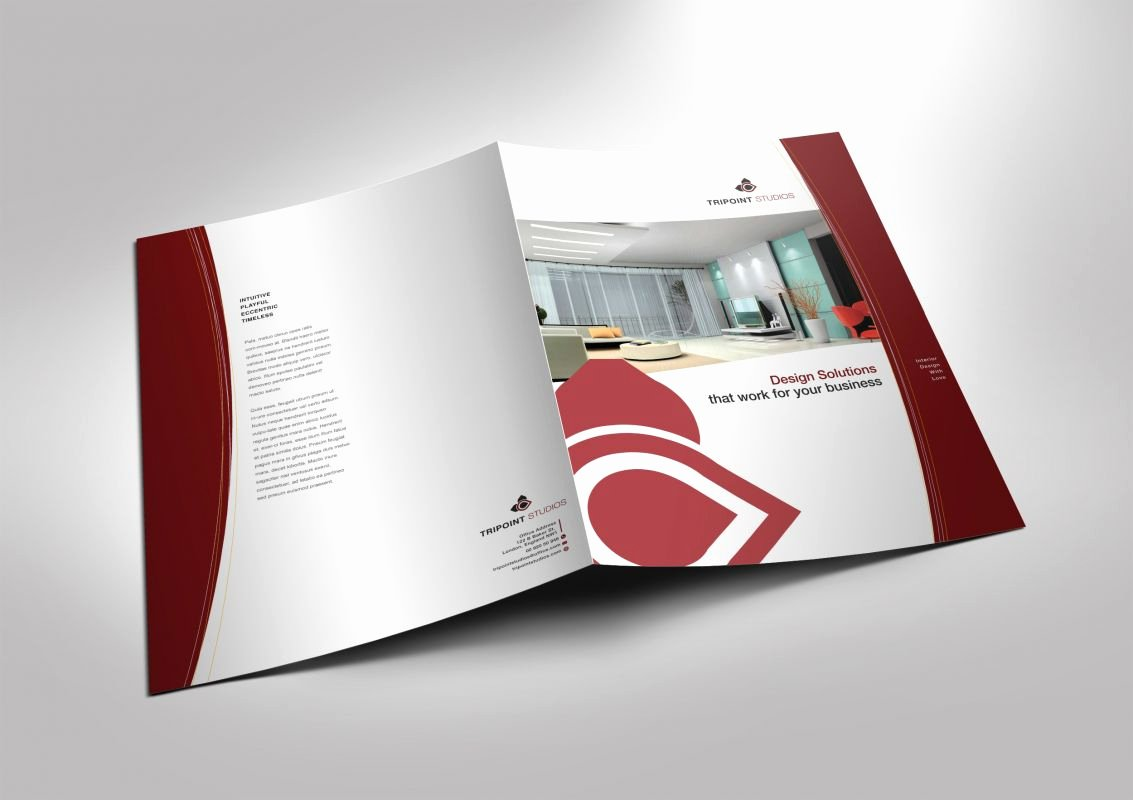 Half Page Flyer Template Word Awesome Half Fold Brochure Template for Design Pany Marketing