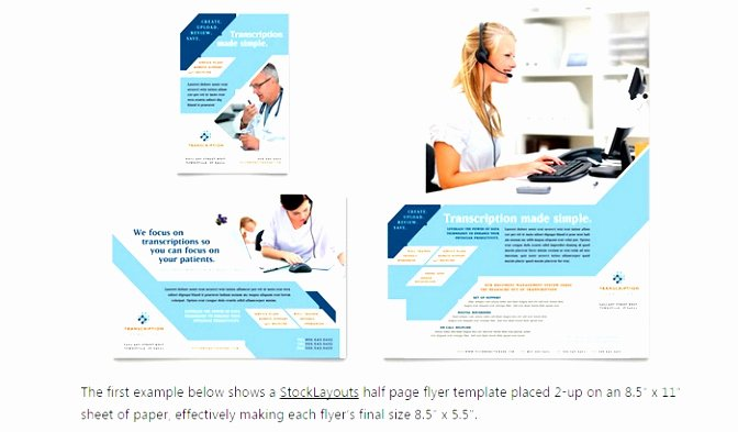 Half Page Flyer Template Word Best Of 9 Quarter Sheet Flyer Template Word Ityot