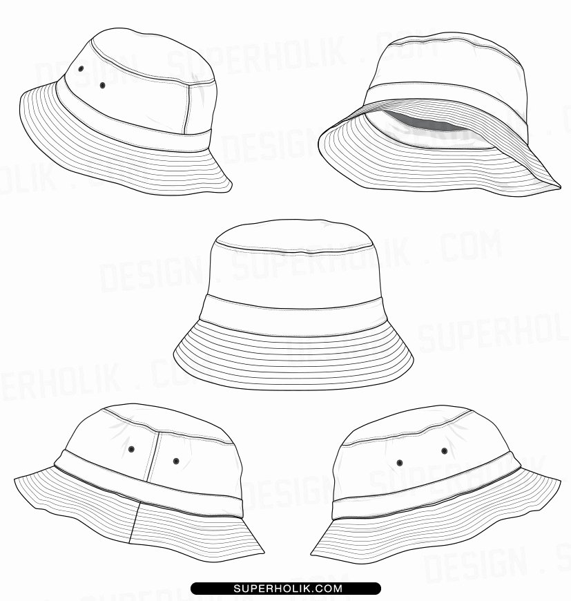 Hat Template Vector Best Of Fashion Design Templates Vector Illustrations and Clip