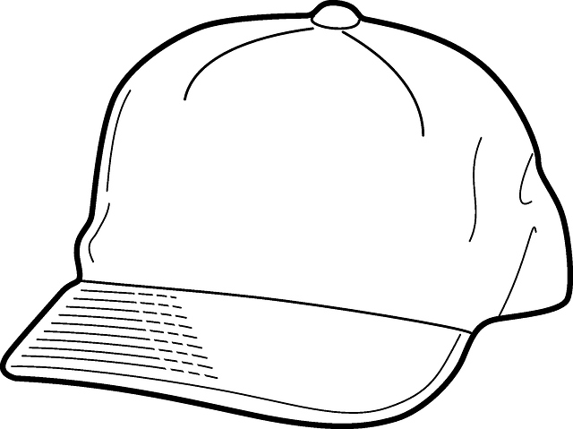 Hat Template Vector Best Of Free Vector Graphic Cap Hat Clothing Clothes Design