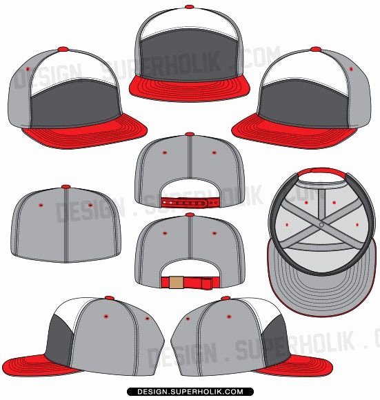 Hat Template Vector Unique 375 Best Images About Fashion Vector Templates On