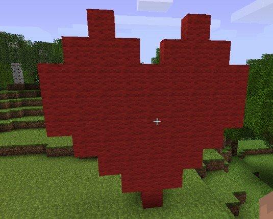 Heart Minecraft Banner Awesome Steve & tom A Block Block Night Minecraft Blog