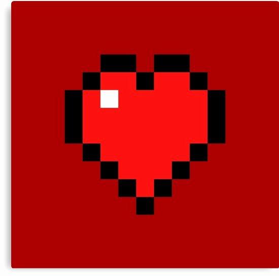 Heart Minecraft Banner Best Of A Minecraft Heart
