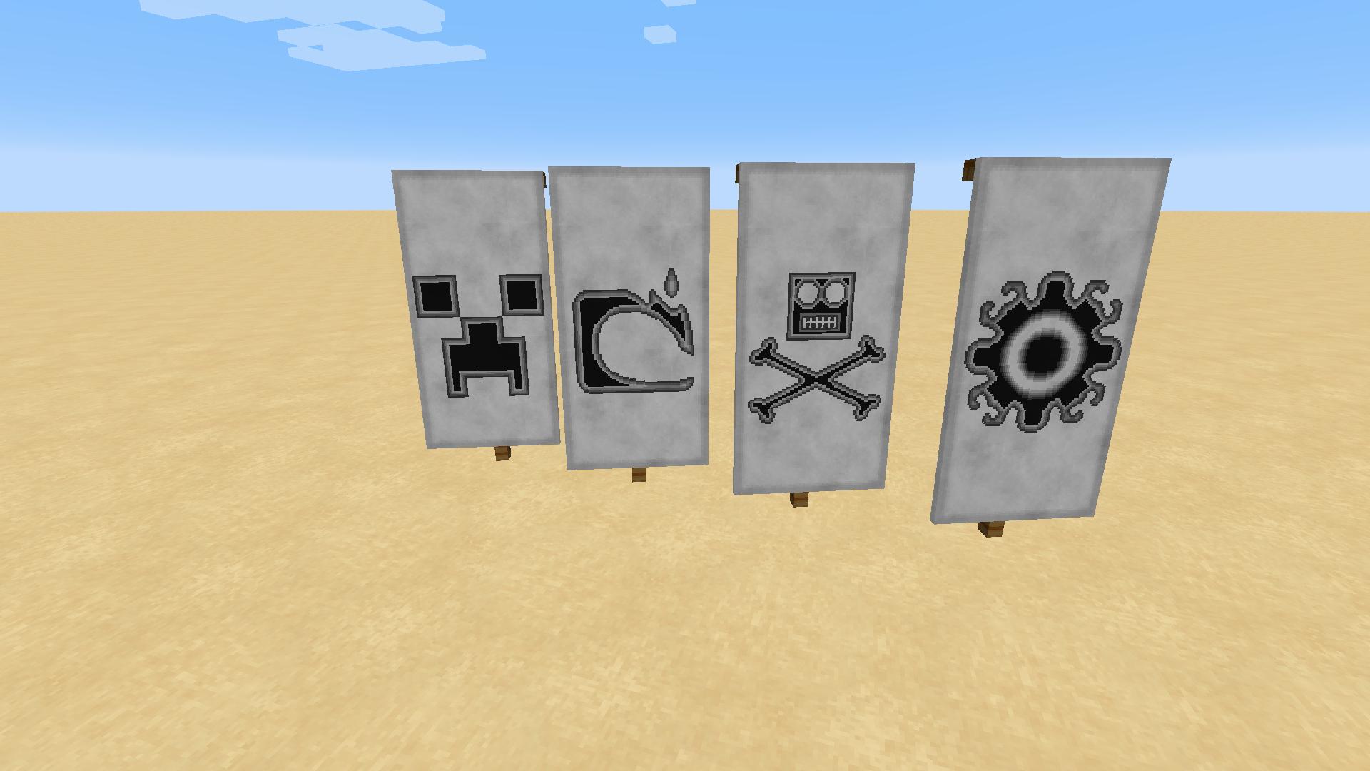 Heart Minecraft Banner Elegant Green Lightning 1 4 the Double Update A Bright